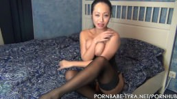 pornbabetyra-teasing